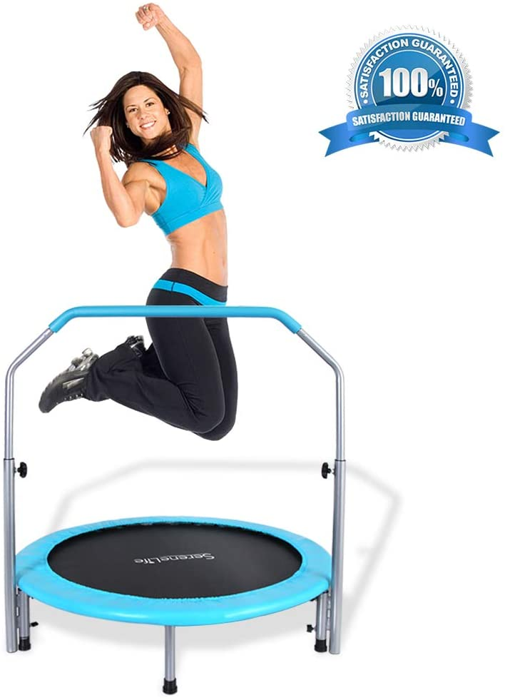 SereneLife Bungee Trampoline